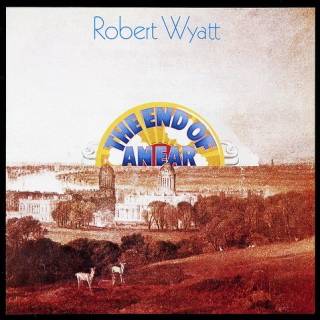 Robert Wyatt the end of an ear