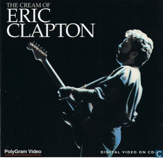 Eric Clapton the cream of (320x310)