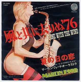 The martyn ford orchestra 風と共に去りぬ'76 (317x320)