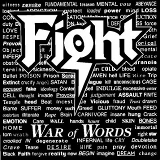 Fight war of words (320x320)