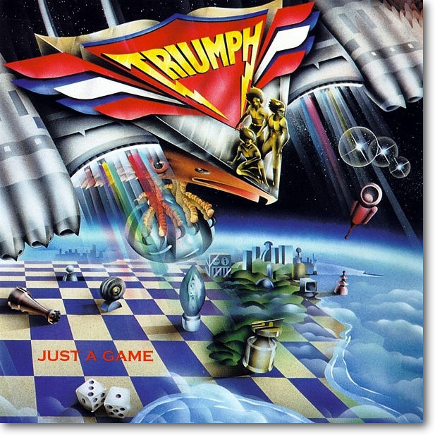 Triumph just a game (600x600)