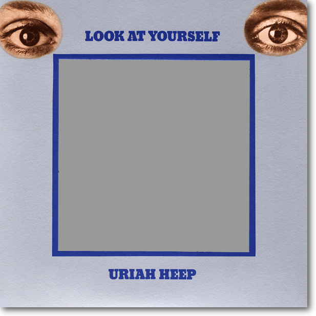 Uriah Heep look at yourself UK